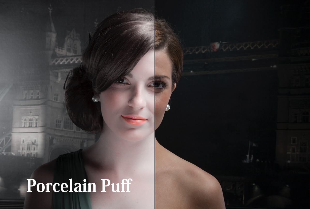 Lightroom Preset Porcelain Puff